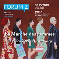 Forum Z Women on the March in Luxembourg
