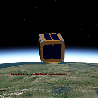 LuxCube: first CubeSat satellite student project in Luxembourg