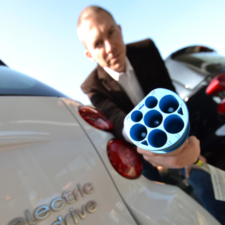 Holger Voos makes e-cars even smarter
