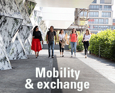 Mobility and exchange