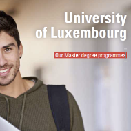 Our Master degree programmes