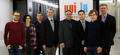 University of Luxembourg HPC Team