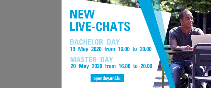 Bachelor & Master Days IV - Virtual Open Days