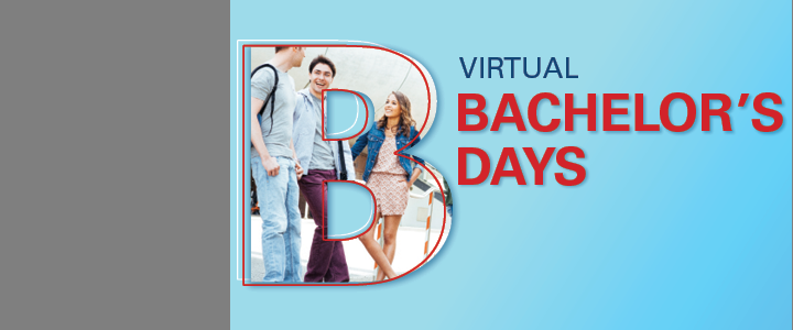 Virtual Bachelor's Days inform about study programmes