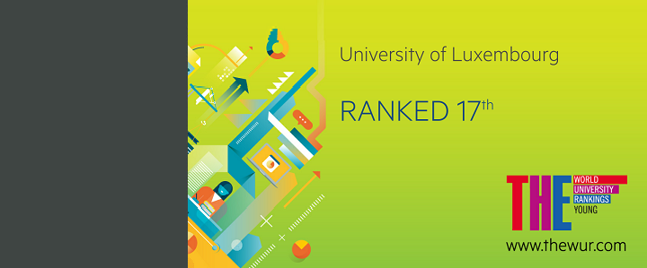 University ranks 17th in the 2019 THE Young University Rankings