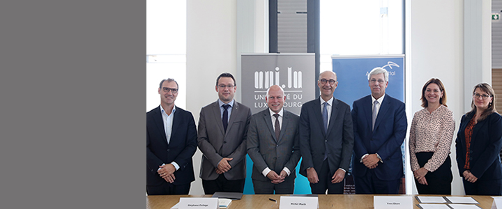 University and ArcelorMittal extend collaboration in steel engineering