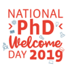 National PhD Welcome Day 2019